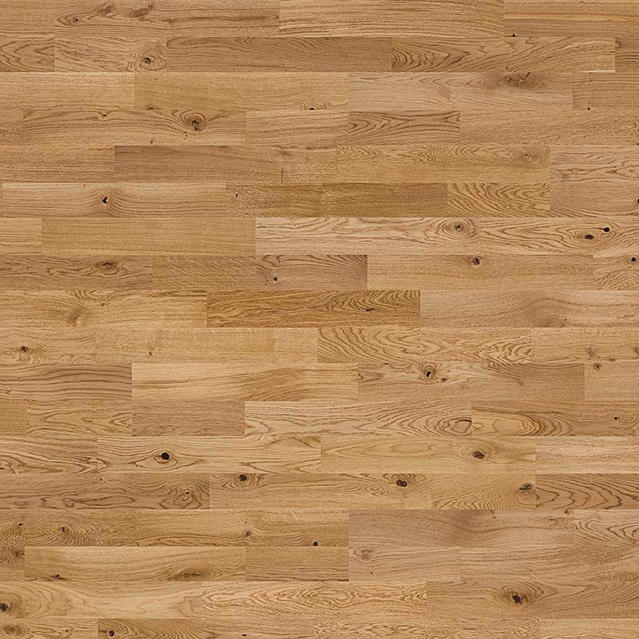 OAK 2-STRIP RUSTIC