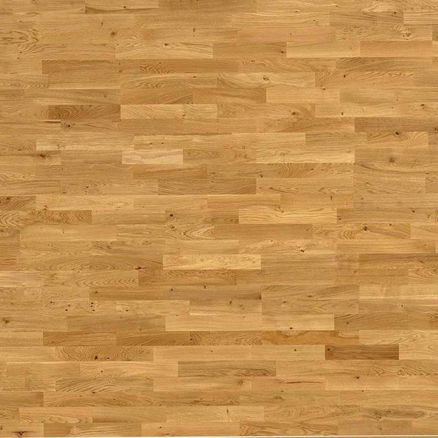 OAK 3-STRIP RUSTIC