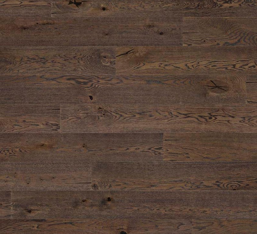 OAK 1-STRIP OLD BROWN