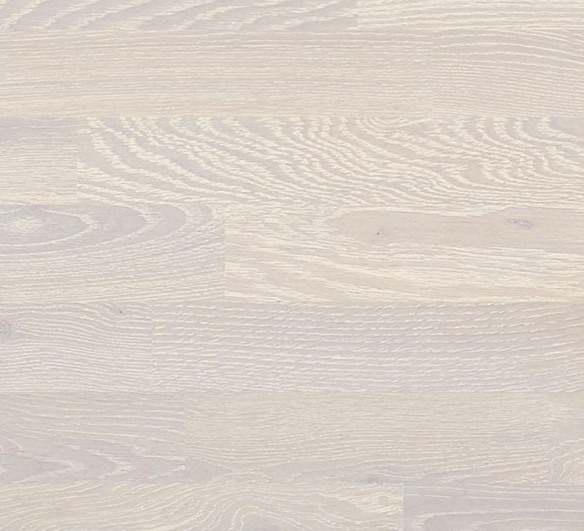 OAK 3-STRIP CHALK WHITE