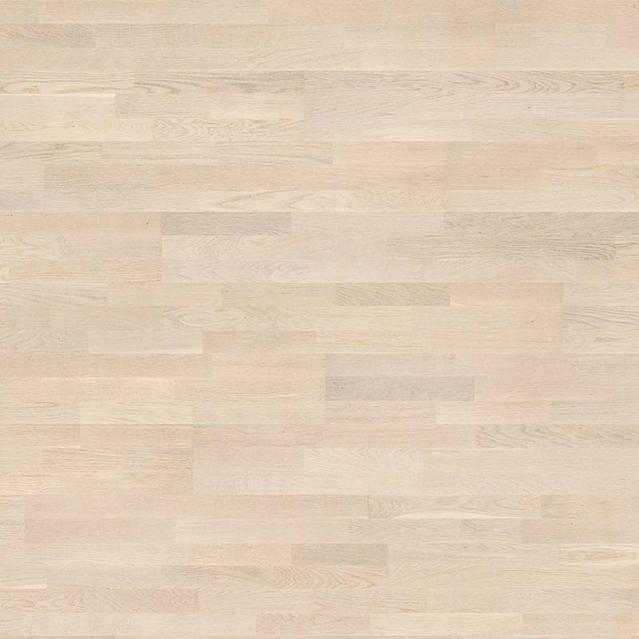 OAK 3-STRIP COTTON WHITE